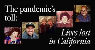 california coronavirus obituaries