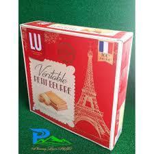 Bánh quy bơ Pháp LU hộp 600g - Nhập khẩu từ Pháp