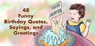 funny birthday quotes sayings and greetings holidappy