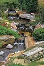 large pondless waterfall kit 26 stream