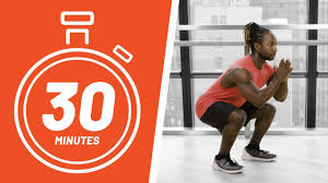 muscle with this 30 minute workout