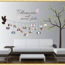 Family Tree Wallpaper For Walls Decals Painting Unique Art Sticker Decor Designs Vamosrayos