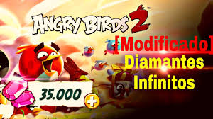 Angry Birds 2 v2.40.3(Mod-Diamantes Infinitos)Download Apk - YouTube