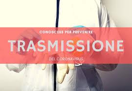 Come si trasmette il coronavirus?