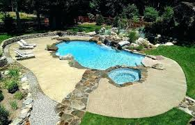 Garden Pool Ideas For Small Yards Inground Deck Cost English Designs Home Elements And Style Swimming Pools Outside Design Backyard Landscaping Crismatec Com