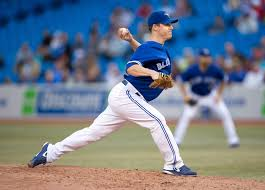 CrowdCam Hot Shot: Toronto Blue Jays relief pitcher Aaron Loup ...