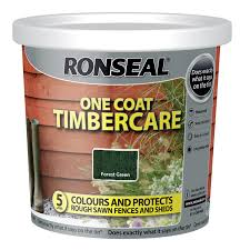 Ronseal One Coat Timbercare