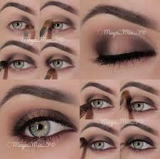 easy step by step eyeshadow tutorials