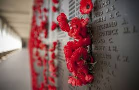 remembrance day n army