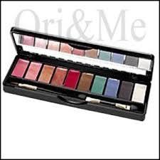 oriflame beauty eye lip palette