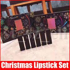 famous gift lip makeup set