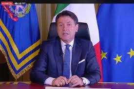Diretta conferenza stampa Giuseppe Conte: importanti aggiornamenti ...