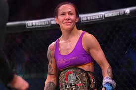 Cris Cyborg vs. Arlene Blencowe Headlines Bellator's CBS Sports Debut