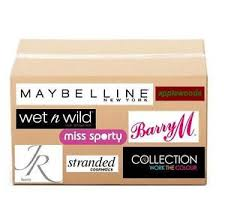 cosmetics makeup whole party bag