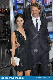 Josh Pence & Abigail Spencer Editorial Stock Photo - Image of suit ...