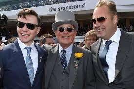 Joseph O'Brien, Lloyd Williams and Nick Williams - ABC News ...