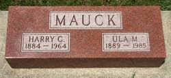 Ula Myrtle Jacobs Mauck (1889-1985) - Find A Grave Memorial