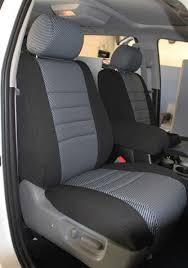 toyota sequoia pattern seat covers wet