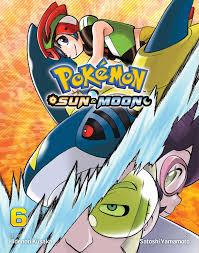 Pokémon: Sun Moon, Vol. 6 by Hidenori Kusaka