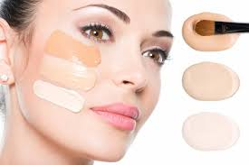 5 steps to a flawless makeup base