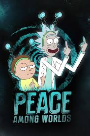 wallpaper rick and morty iphone 2020