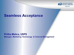 1 Pritha Mehra Vice President, Mail Entry and Payment Technologies Mail  Entry and Payment Initiatives. - ppt download