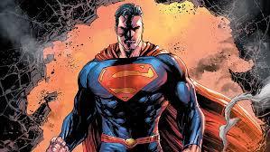 dc ics superman ic art