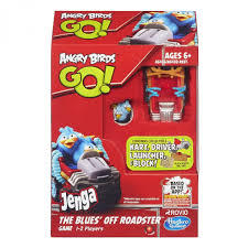 Angry Birds Go! Telepods Jenga The Blues' Off Roadster Game by ...