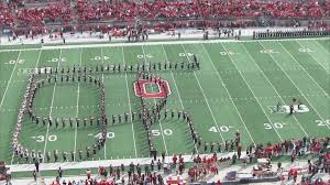 Ohio State Marching Band continues ...