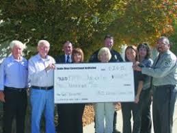 SRCI donates to local charities   Local News Stories   argusobserver.com