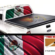 Mexican Flag Rear Window Graphic Decal Tint Perf Sticker For Etsy