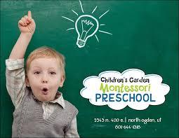 children s garden montessori preschool