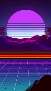 480x854 synthwave and retrowave android