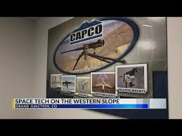 THE WESTERN SLOPE ECONOMY USUALLY GETS LABELED AS AN ENERGY ECONOMYé BUT  TODAY–K-R- E-X 5'S OWN IVAN FIS… | Defense technology, Technology today,  Art and technology