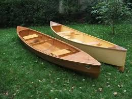 two plywood canoes designs how to