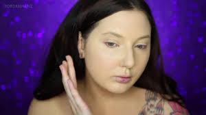 bright neon glam makeup tutorial