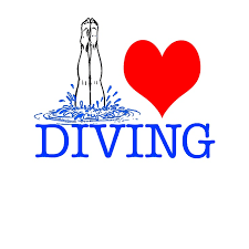 springboard diving logos