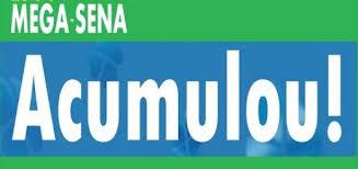 Rabiscos do Samuel Junior: Mega-Sena acumulou