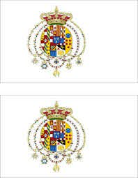 Set 2x Sticker Vinyl Car Bumper Decal Sicily Flag Kingdom Of The Two Sicilies For Sale Online Ebay