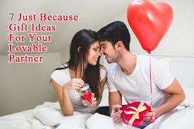 gifts you send to your lovable partner