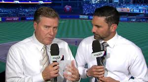 Bob Carpenter and F.P. Santangelo weigh in on the Nationals' 2015 season -  YouTube