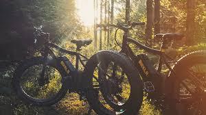 Fat adventures with Aaron Balazs the founder of Bikkla / E-Bike