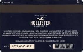 gift card boy 5 hollister united