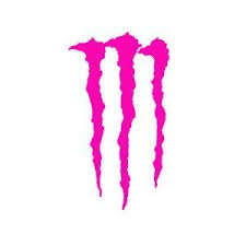 Hot Pink Monster Energy Vinyl Decal Sticker For My Car Monster Energy Drink Logo Monster Energy Drink Monster Energy