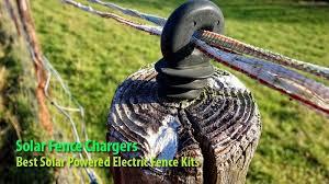fi shock electric fence garden pet