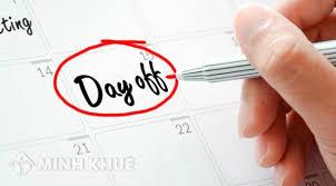 Thử việc có được nghỉ hưởng nguyên lương ngày lễ 30/4 1/5 không?