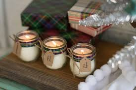 easy diy scented candles