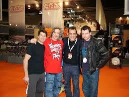 Johnny Rabb, Peter Lockett & Miles Bould @ Frankfurt Musik… | Flickr