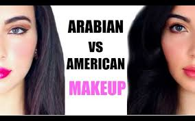 parison of global styles of makeup