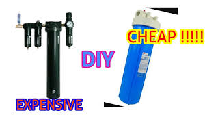 diy dessicant dryer est one filter